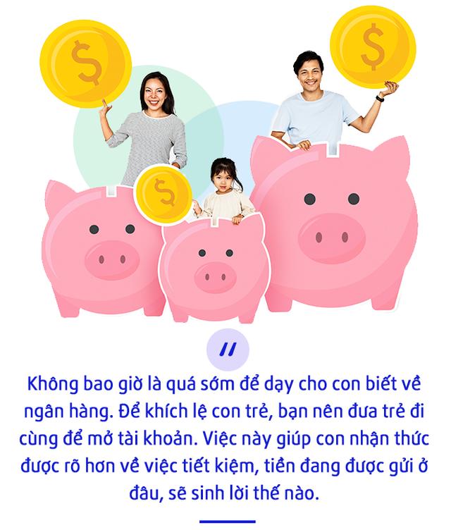 Bí quyết đơn giản giúp phụ huynh Việt cải thiện sai lầm nghiêm trọng trong cách dạy con quản lý tiền bạc - Ảnh 6.