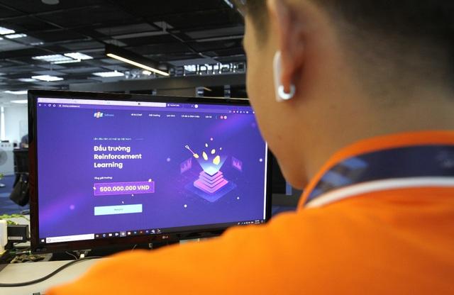 FPT Software trao giải 500 triệu đồng cho cuộc thi về Học tăng cường - Ảnh 1.