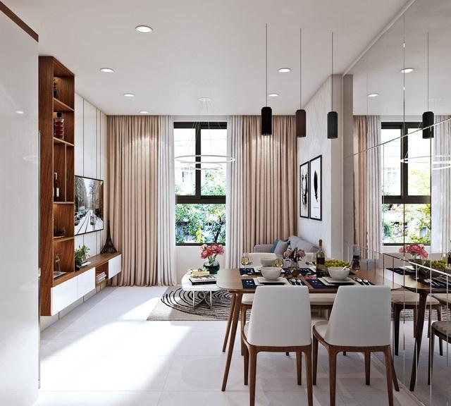 Thiết kế đột phá, căn hộ Bcons thu hút thị trường kề khu Đông Tp.HCM - Ảnh 1.