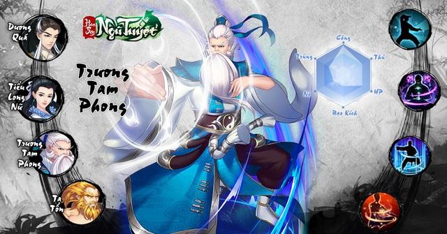 Hoa Sơn Ngũ Tuyệt - Game chiến thuật chuẩn nguyên tác kiếm hiệp Kim Dung chính thức ra mắt - Ảnh 3.