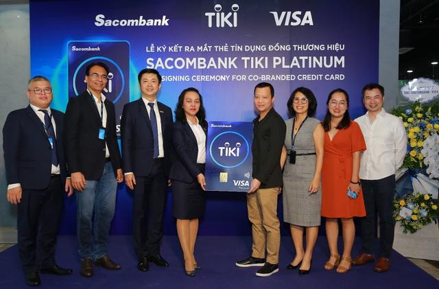 Thẻ tín dụng liên kết giữa Tiki và Sacombank bây giờ ra sao sau gần 2 tháng ra mắt? - Ảnh 2.