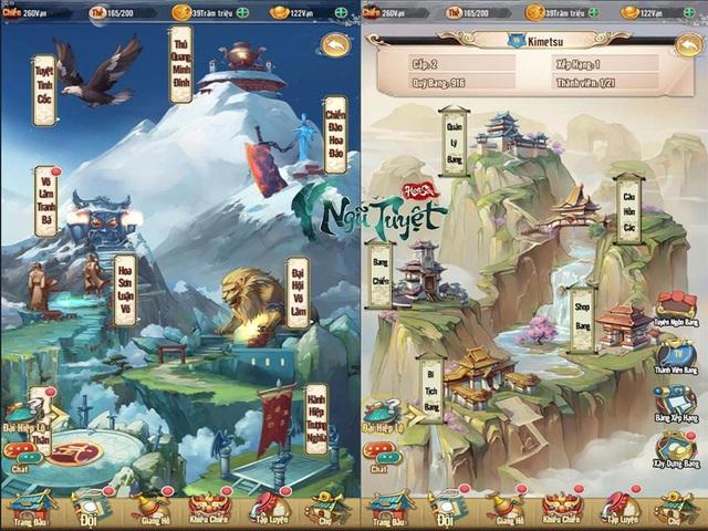 Hoa Sơn Ngũ Tuyệt - Game chiến thuật chuẩn nguyên tác kiếm hiệp Kim Dung chính thức ra mắt - Ảnh 4.