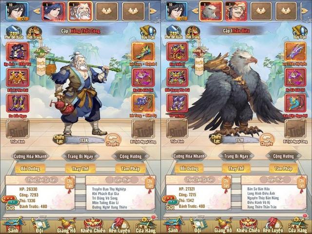 Hoa Sơn Ngũ Tuyệt - Game chiến thuật chuẩn nguyên tác kiếm hiệp Kim Dung chính thức ra mắt - Ảnh 5.