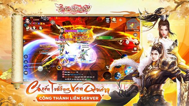 Tiên Kiếm Kỳ Duyên 3D ấn định Alpha Test 17/07, anh Hai Lam Trường chính thức trở thành Đại sứ hình ảnh - Ảnh 6.