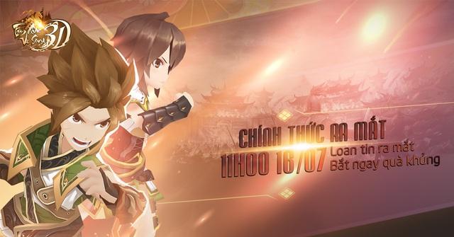 NPH VNTac chính thức công bố mở Open Beta tựa game Tam Quốc Vô Song 3D vào 10h ngày 16/07 này - Ảnh 6.