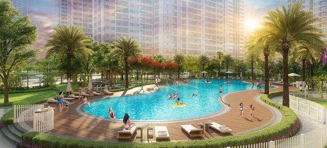 Công bố giá chính thức, Imperia Smart City tạo nên sức hút cho thị trường BĐS phía Tây - Ảnh 1.