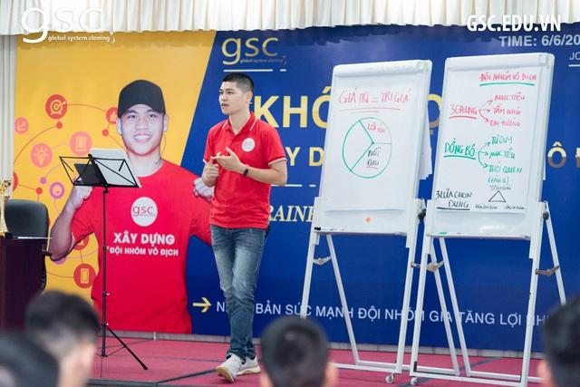 CEO Tuấn Nguyễn: Người truyền cảm hứng cho việc xây dựng đội nhóm ở các doanh nghiệp - Ảnh 2.