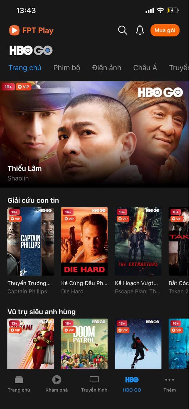 Ứng dụng FPT Play liên tiếp lọt Top AppStore về lượt tải tại Việt Nam - Ảnh 2.