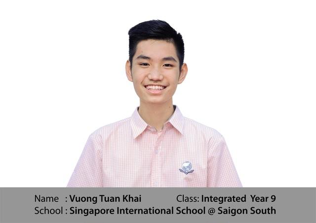 Bí quyết giỏi tiếng Anh của nam sinh trường Quốc tế Singapore - ảnh 1