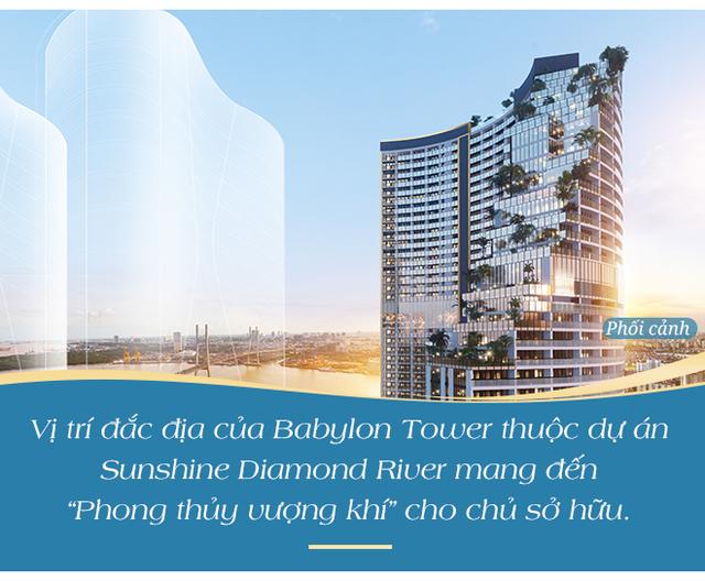 Tiền đường tụ thủy – yếu tố phong thủy giúp Babylon Tower tăng giá trị - Ảnh 5.