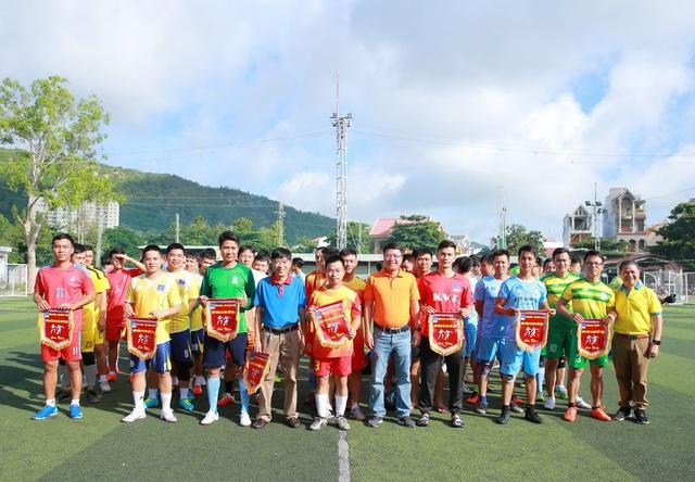 DVK tổ chức Hội thao chào mừng kỷ niệm Ngày thành lập Công ty - Ảnh 2.