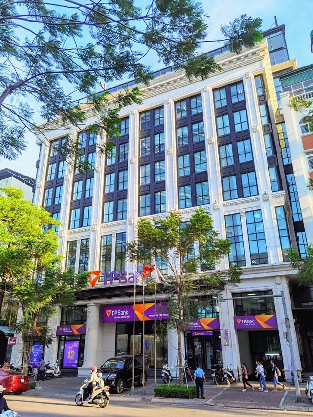 TPBank vững vàng vị trí trong Top 10 Ngân hàng thương mại VN uy tín 2020 theo Vietnam Report - Ảnh 2.