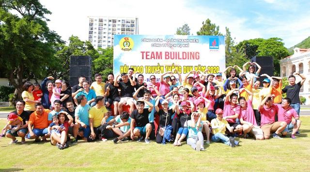 DVK tổ chức Hội thao chào mừng kỷ niệm Ngày thành lập Công ty - Ảnh 3.