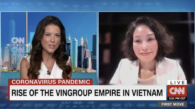 CNN: Vượt qua đại dịch, với chiến lược phát triển bền vững, Vingroup thẳng tiến thị trường Mỹ - Ảnh 1.