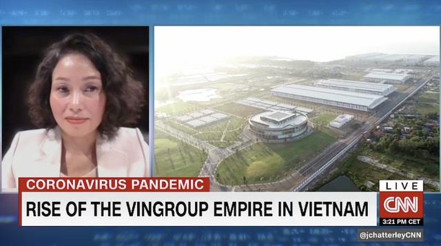 CNN: Vượt qua đại dịch, với chiến lược phát triển bền vững, Vingroup thẳng tiến thị trường Mỹ - Ảnh 2.