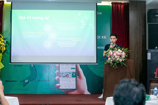Thêm một ứng dụng gọi xe công nghệ 'Made in Vietnam' gia nhập thị trường - Ảnh 1.