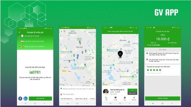 Thêm một ứng dụng gọi xe công nghệ 'Made in Vietnam' gia nhập thị trường - Ảnh 2.