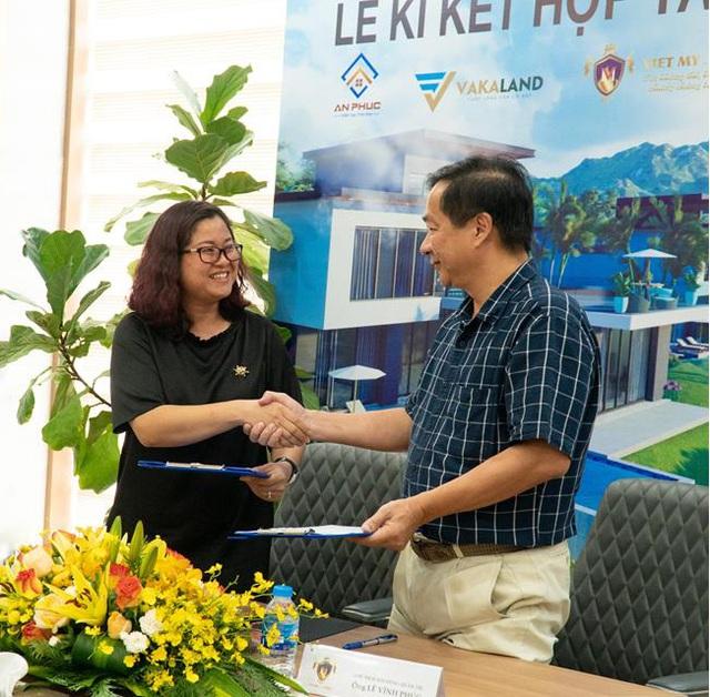 Tập đoàn Việt Mỹ tổ chức Lễ ký kết hợp tác kinh doanh phát triển dự án Ivory Villas & Resort - Ảnh 1.