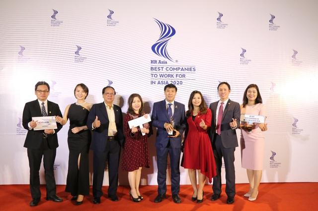 HDBank tiếp tục là nơi làm việc tốt nhất châu Á, định hướng phát triển Happy Digital Bank - Ảnh 1.