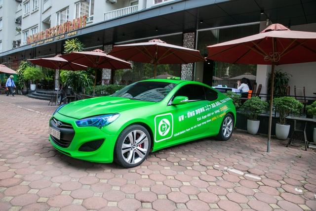 Thêm một ứng dụng gọi xe công nghệ 'Made in Vietnam' gia nhập thị trường - Ảnh 3.