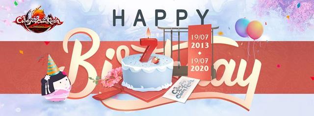 Sinh nhật lần thứ 7: Cửu Âm Chân Kinh ra mắt siêu phiên bản 4 trong 1 làm quà tặng game thủ làm quà tặng game thủ - Ảnh 1.