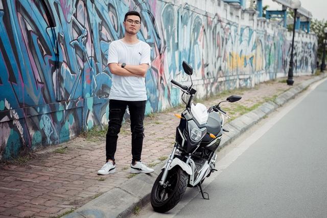 VinFast Impes – Xe máy điện gây 'nghiện' cho giới trẻ - Ảnh 1.