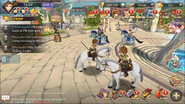 Tặng ngay 1000 Giftcode cho cộng đồng game thủ Việt nhân dịp Tam Quốc Vô Song 3D khai mở Open Beta - Ảnh 2.