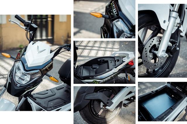 VinFast Impes – Xe máy điện gây 'nghiện' cho giới trẻ - Ảnh 4.
