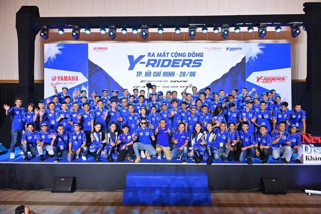 Những dấu ấn đặc biệt của Y-Riders Club trong hành trình gần 20 năm kết nối đam mê - Ảnh 1.