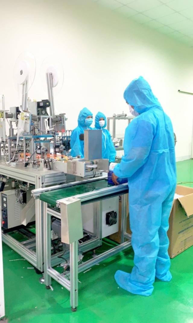 Samaki Power lọt top nhà xuất khẩu khẩu trang Y tế hàng đầu Việt Nam - Ảnh 1.