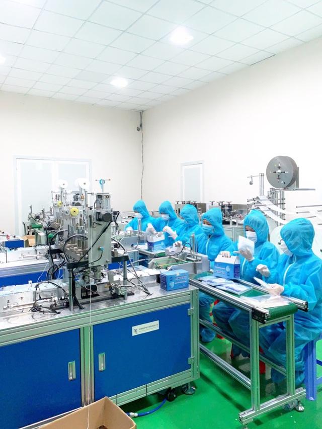 Samaki Power lọt top nhà xuất khẩu khẩu trang Y tế hàng đầu Việt Nam - Ảnh 2.