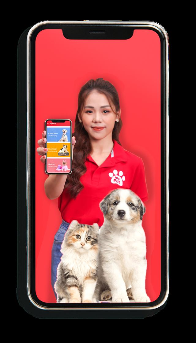 MyPet - Ứng dụng tiên phong lĩnh vực chăm sóc thú cưng tại Việt Nam chính thức ra mắt - Ảnh 1.