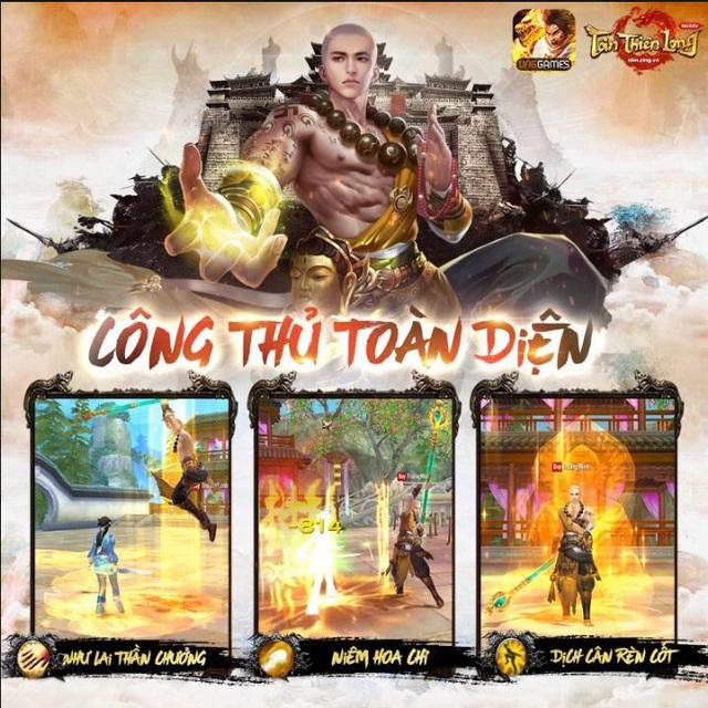 Tân Thiên Long Mobile - một trong những tựa game nhập vai kiếm hiệp có cơ chế sinh tồn liên server - Ảnh 1.