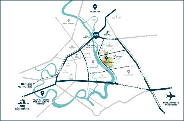 """""""Chốt"""" tiến độ sân bay Long Thành, thị trường BĐS phía Đông TP.HCM được định hình rõ nét - Ảnh 2."""