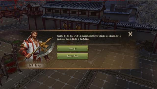 Tân Thiên Long Mobile - một trong những tựa game nhập vai kiếm hiệp có cơ chế sinh tồn liên server - Ảnh 3.