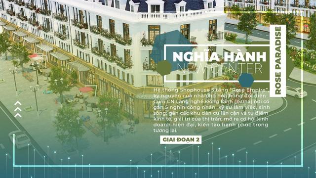 Tinh hoa chắt lọc của dự án Nghĩa Hành New Center Quảng Ngãi - Ảnh 3.