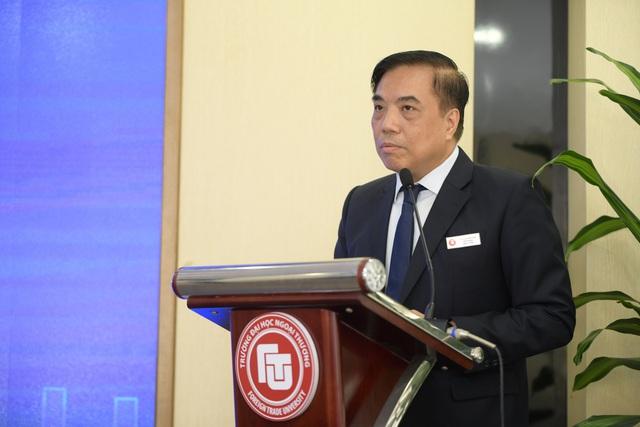 MB ký kết thỏa thuận hợp tác toàn diện với Trường Đại học Ngoại thương - Ảnh 1.