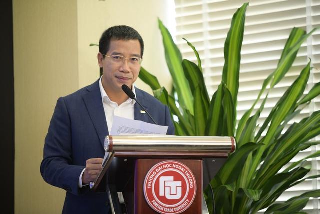 MB ký kết thỏa thuận hợp tác toàn diện với Trường Đại học Ngoại thương - Ảnh 2.