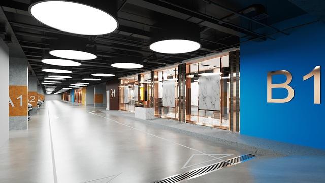 Dự án căn hộ có thiết kế đề cao sự an toàn cho sức khỏe - Ảnh 1.