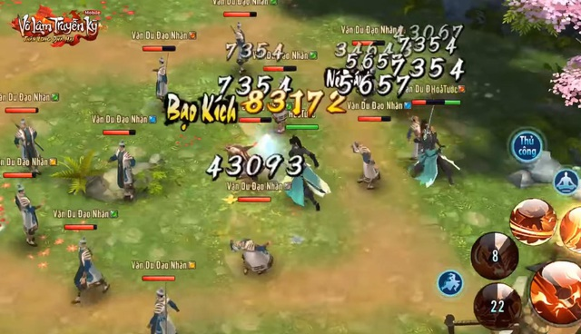 Võ Lâm Truyền Kỳ Mobile: Trải nghiệm trọn bộ tính năng tại phiên bản mới Thần Long Phá Hải - Ảnh 2.