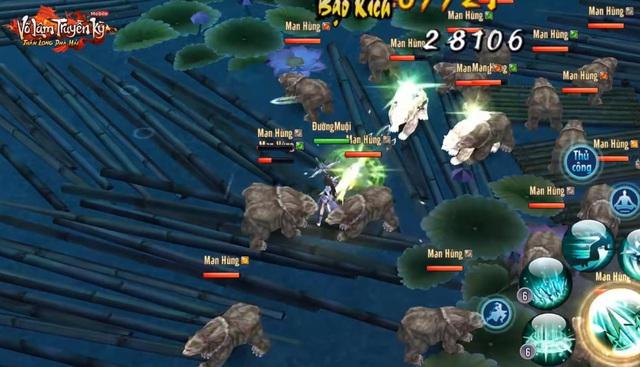 Võ Lâm Truyền Kỳ Mobile: Trải nghiệm trọn bộ tính năng tại phiên bản mới Thần Long Phá Hải - Ảnh 3.