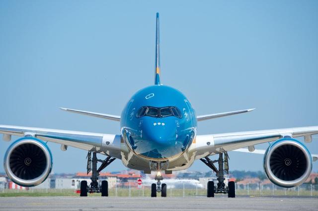 Vietnam Airlines tiếp tục khẳng định vị thế hàng không hàng đầu - Ảnh 1.