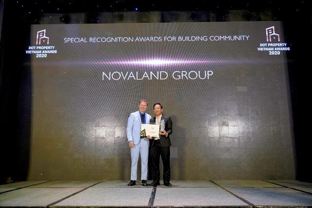 Novaland được vinh danh là Nhà phát triển bất động sản của năm 2020 - Ảnh 1.