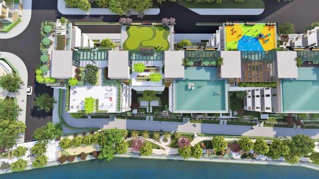 Dự án căn hộ có thiết kế đề cao sự an toàn cho sức khỏe - Ảnh 2.