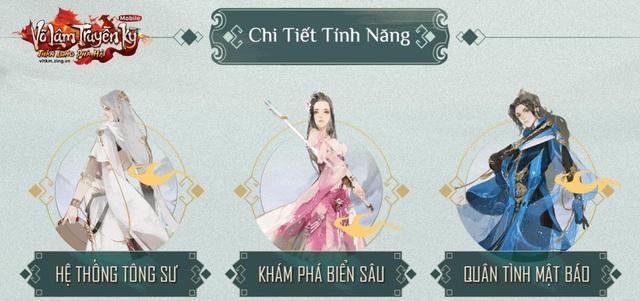 Võ Lâm Truyền Kỳ Mobile: Trải nghiệm trọn bộ tính năng tại phiên bản mới Thần Long Phá Hải - Ảnh 4.