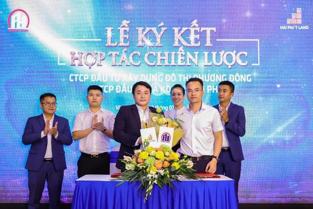 Hải Phát Land tiếp tục bắt tay đối tác bất động sản lớn tại Vân Đồn - Ảnh 2.