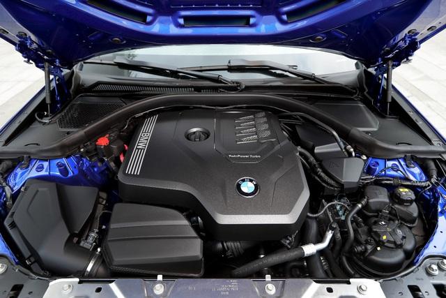 10 điểm nhấn đáng chú ý trên BMW 3 Series hoàn toàn mới - Ảnh 3.
