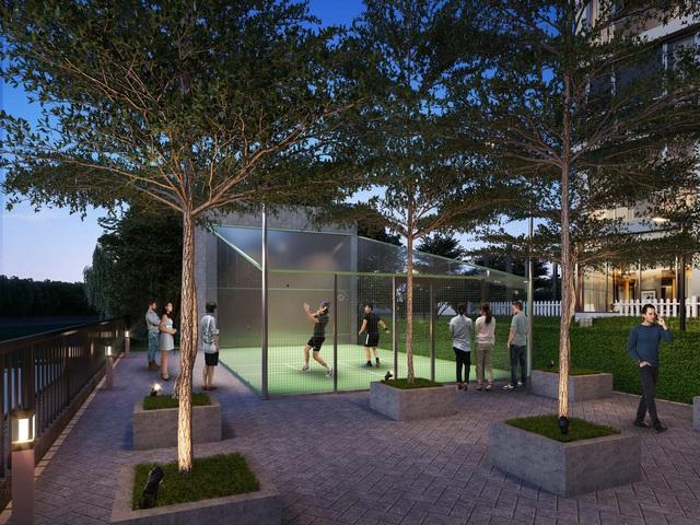 Dự án căn hộ có thiết kế đề cao sự an toàn cho sức khỏe - Ảnh 3.