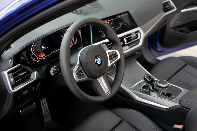 10 điểm nhấn đáng chú ý trên BMW 3 Series hoàn toàn mới - Ảnh 4.