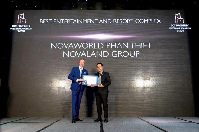 Novaland được vinh danh là Nhà phát triển bất động sản của năm 2020 - Ảnh 3.